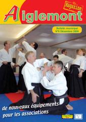 Aiglemont magazine #9 décembre 2009