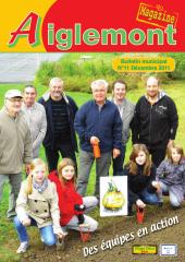 Aiglemont magazine #11 décembre2011