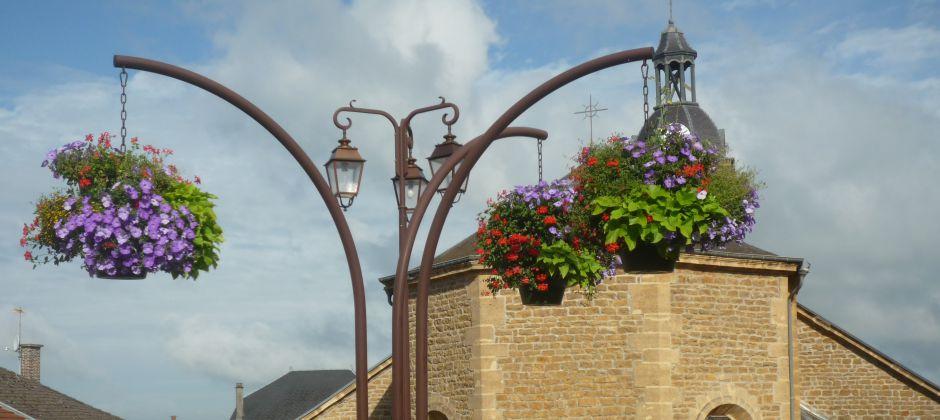 Concours maisons fleuries Aiglemont