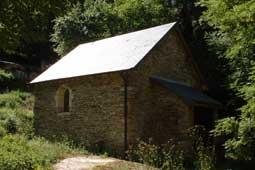 La chapelle d'Aiglemont