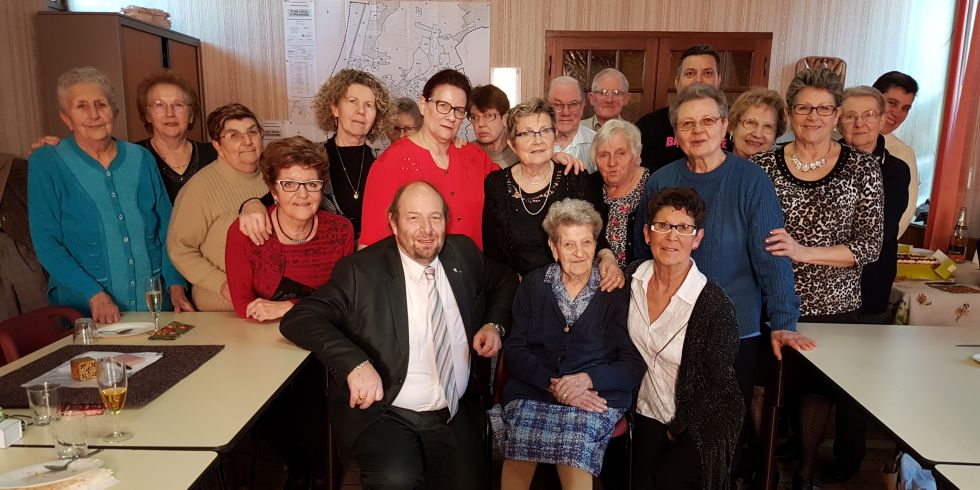 Club du 3ème âge Aiglemont