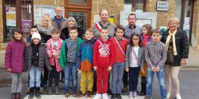 Conseil municipal enfants Aiglemont